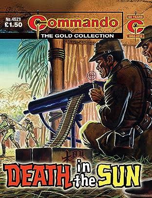 Commando #4521: Death In The Sun