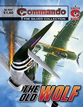 Commando #4522: The Old Wolf