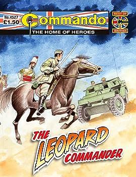 Commando #4527: The Leopard Commando