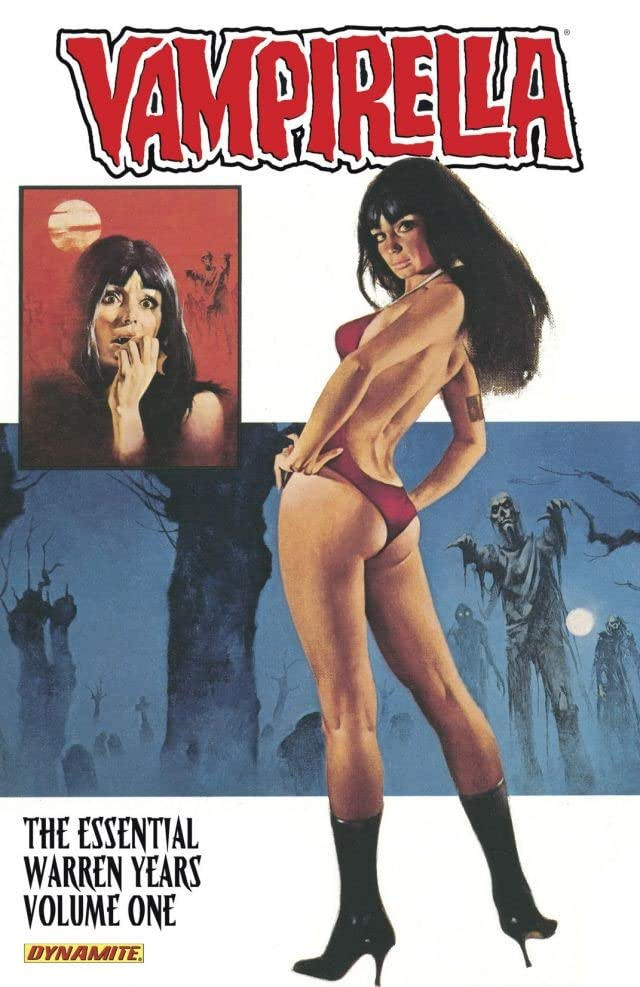Vampirella: The Essential Warren Years Vol. 1