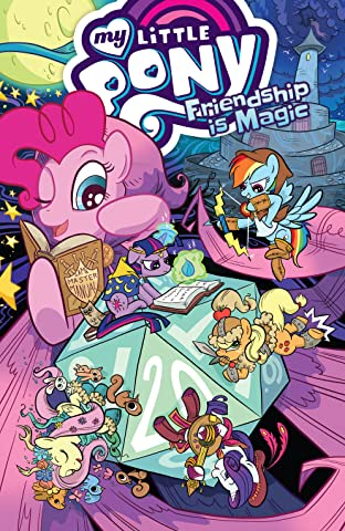 My Little Pony: Friendship is Magic Tome 18