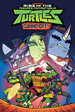 Rise of the TMNT: Sound Off!