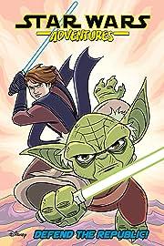 Star Wars Adventures Vol. 8: Defend the Republic!
