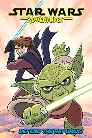 Star Wars Adventures Tome 8: Defend the Republic!