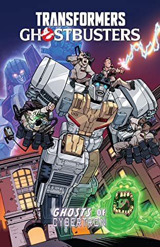 Transformers/Ghostbusters: Ghosts of Cybertron