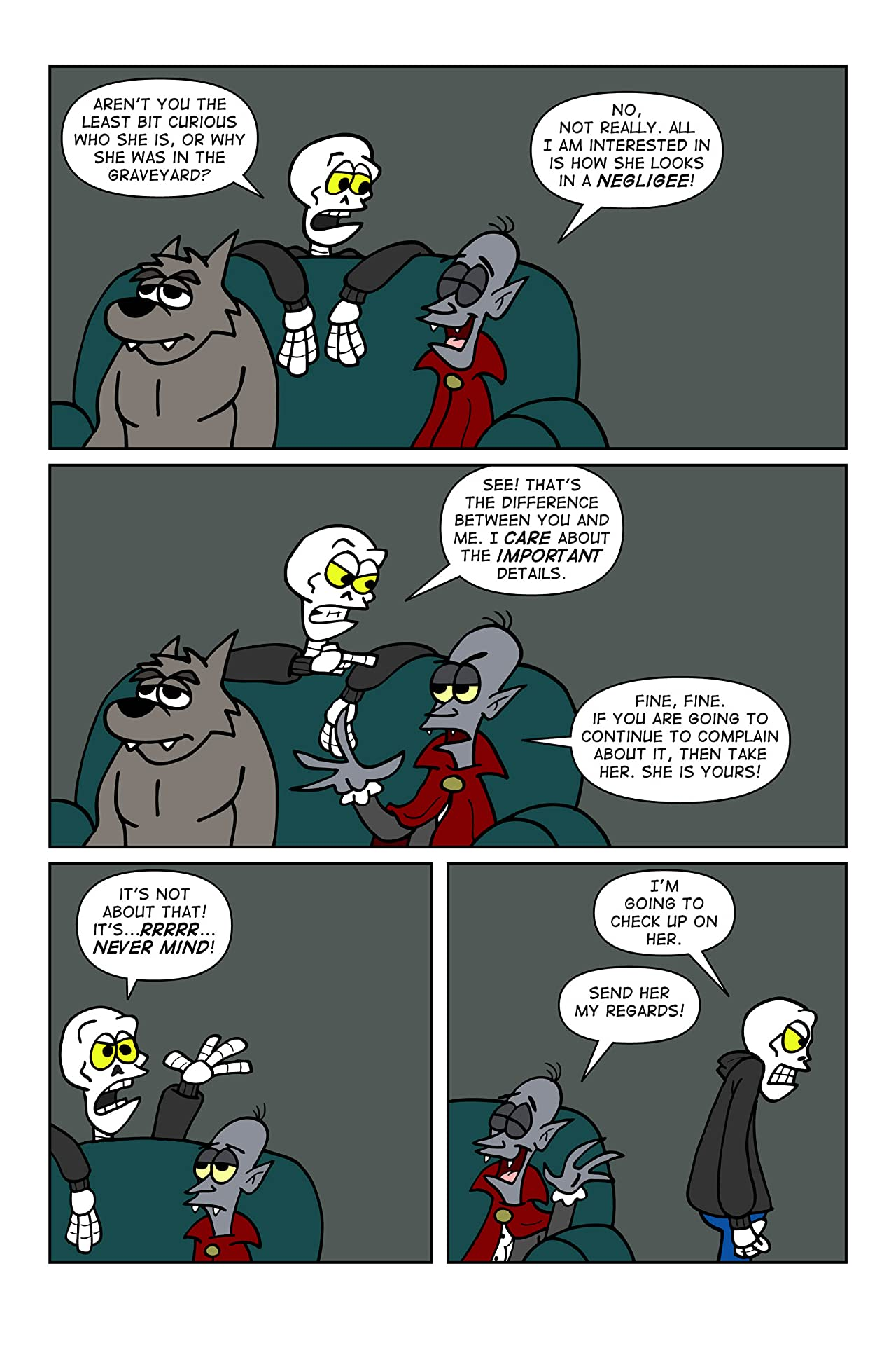 Grimstone #2