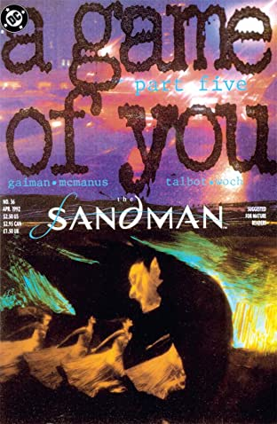 The Sandman No.36