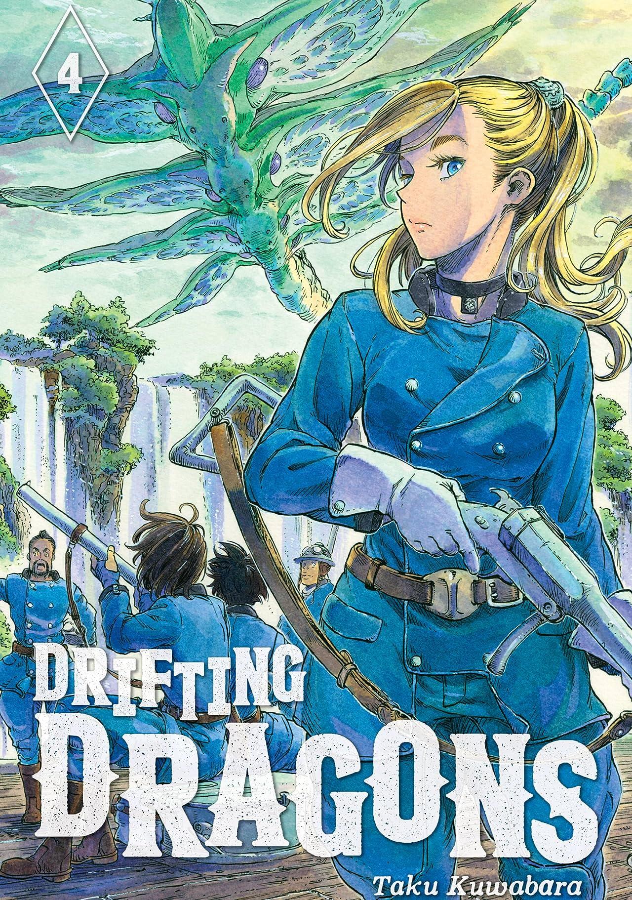 Drifting Dragons Vol. 4
