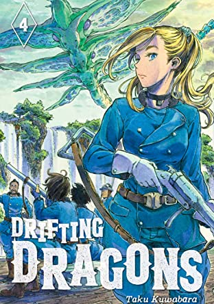 Drifting Dragons Tome 4