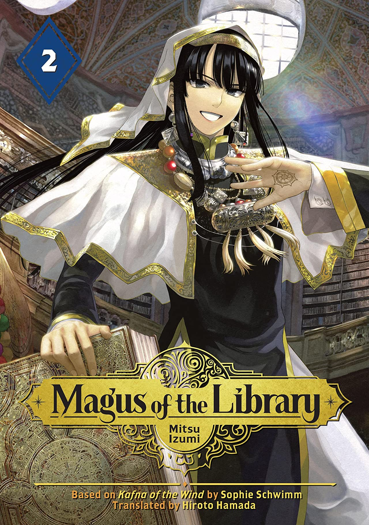 Magus of the Library Vol. 2