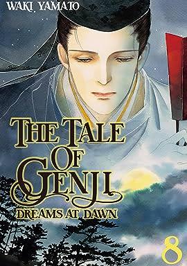The Tale of Genji: Dreams at Dawn Vol. 8
