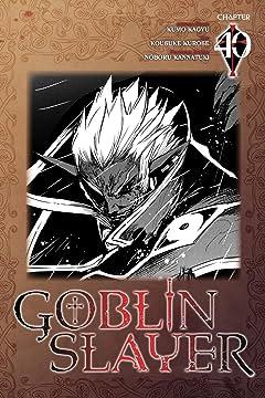 Goblin Slayer #40