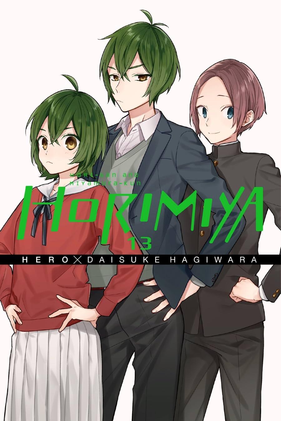 Horimiya Vol. 13