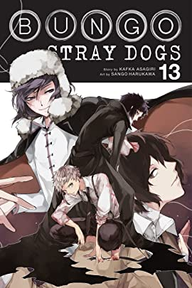 Bungo Stray Dogs Vol. 13