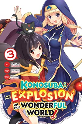 Konosuba: An Explosion on This Wonderful World! Vol. 3