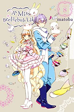 As Miss Beelzebub Likes Vol. 8