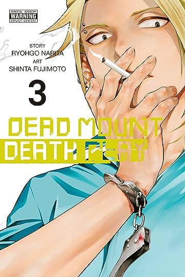 Dead Mount Death Play Vol. 3