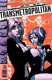 Transmetropolitan #27
