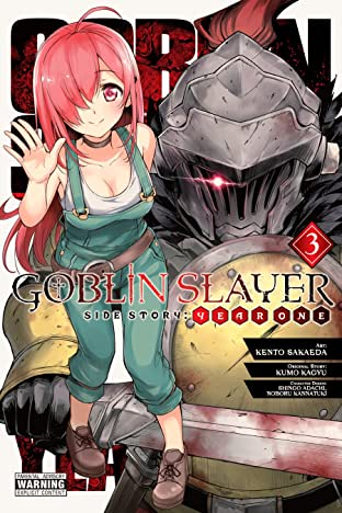 Goblin Slayer Side Story: Year One Tome 3