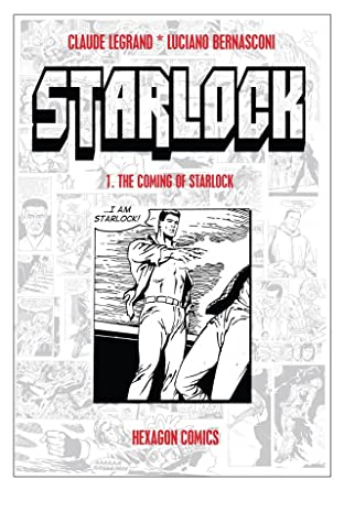 STRANGERS: STARLOCK Vol. 1: The Coming of Starlock