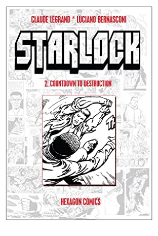 STRANGERS: STARLOCK Vol. 2: Countdown to Destruction