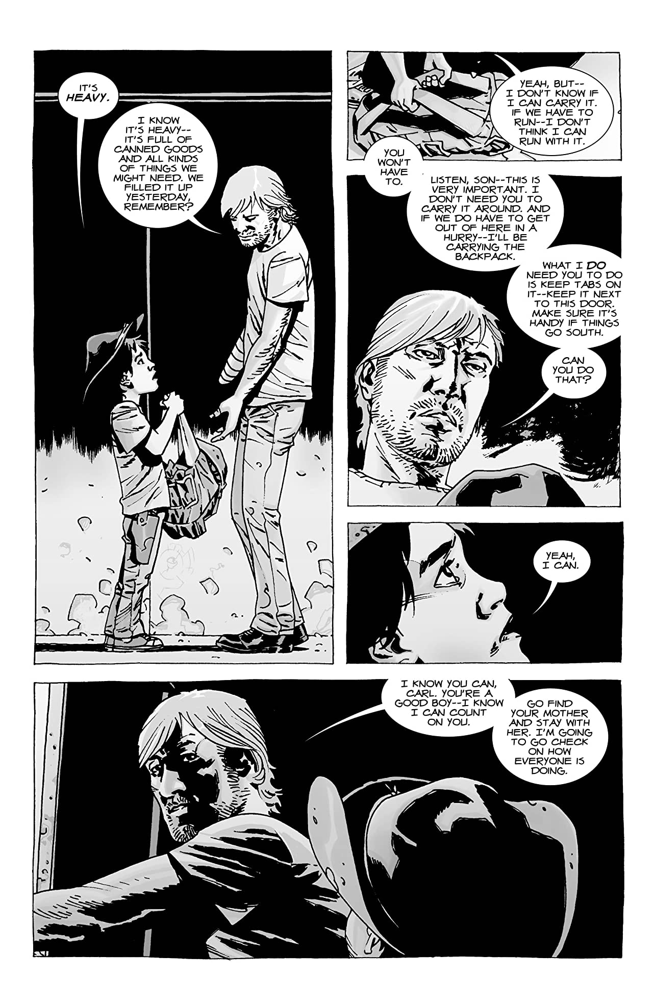 The Walking Dead #47