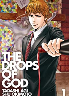 Drops of God (comiXology Originals) Tome 1