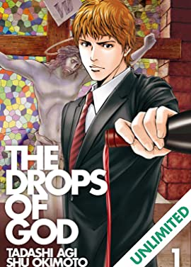 Drops of God (comiXology Originals) Vol. 1