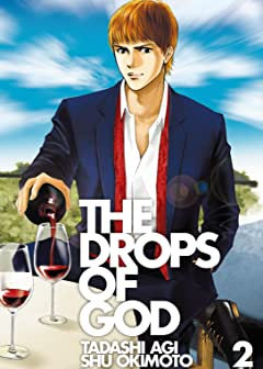 Drops of God (comiXology Originals) Vol. 2