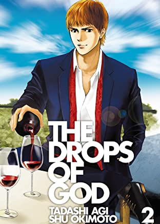 Drops of God (comiXology Originals) Tome 2