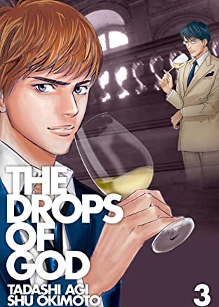 Drops of God (comiXology Originals) Tome 3
