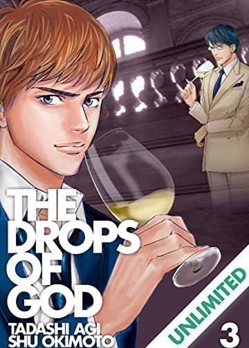 Drops of God (comiXology Originals) Vol. 3
