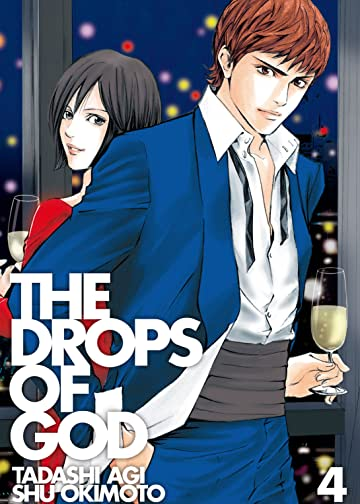 Drops of God (comiXology Originals) Tome 4