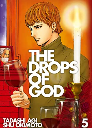 Drops of God (comiXology Originals) Tome 5