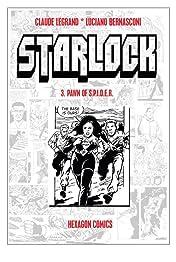 STRANGERS: STARLOCK Vol. 3: Pawn of S.P.I.D.E.R.