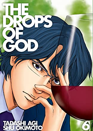 Drops of God (comiXology Originals) Tome 6