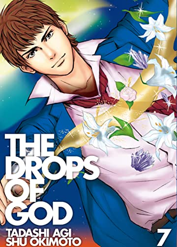Drops of God (comiXology Originals) Tome 7