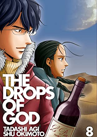 Drops of God (comiXology Originals) Tome 8