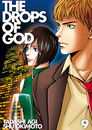 Drops of God (comiXology Originals) Tome 9