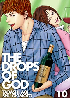 Drops of God (comiXology Originals) Vol. 10