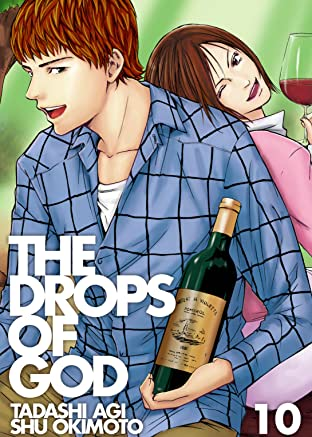 Drops of God (comiXology Originals) Tome 10
