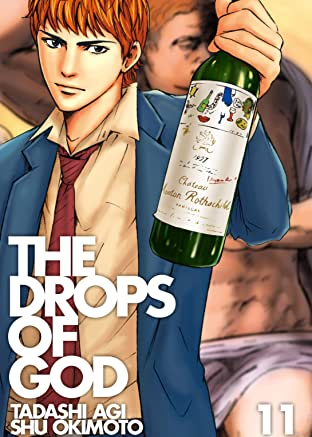 Drops of God (comiXology Originals) Tome 11