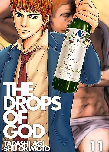 Drops of God (comiXology Originals) Tome 11