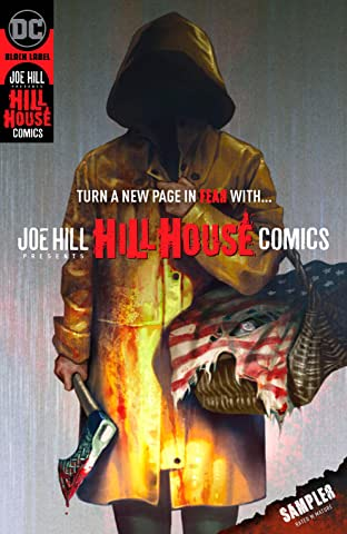 Hill House (2019-) Sampler (Digital Version) No.1