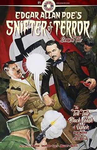 Edgar Allan Poe's Snifter of Terror Tome 2 No.1