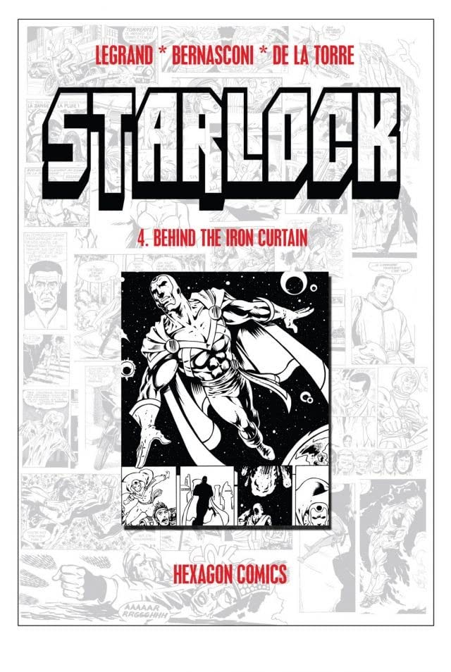 STRANGERS: STARLOCK Vol. 4: Behind the Iron Curtain