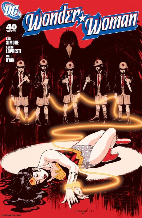 Wonder Woman (2006-2011) #40
