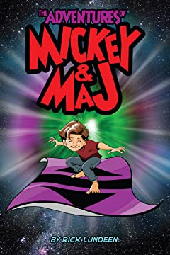 The Adventures of Mickey & Maj: Time. Space. Magic. Vol. 1