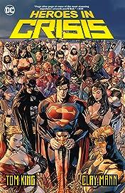Heroes in Crisis (2018-2019)