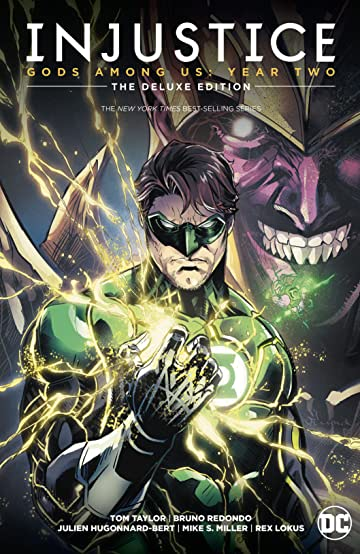 Injustice: Gods Among Us: Year Two: The Deluxe Edition
